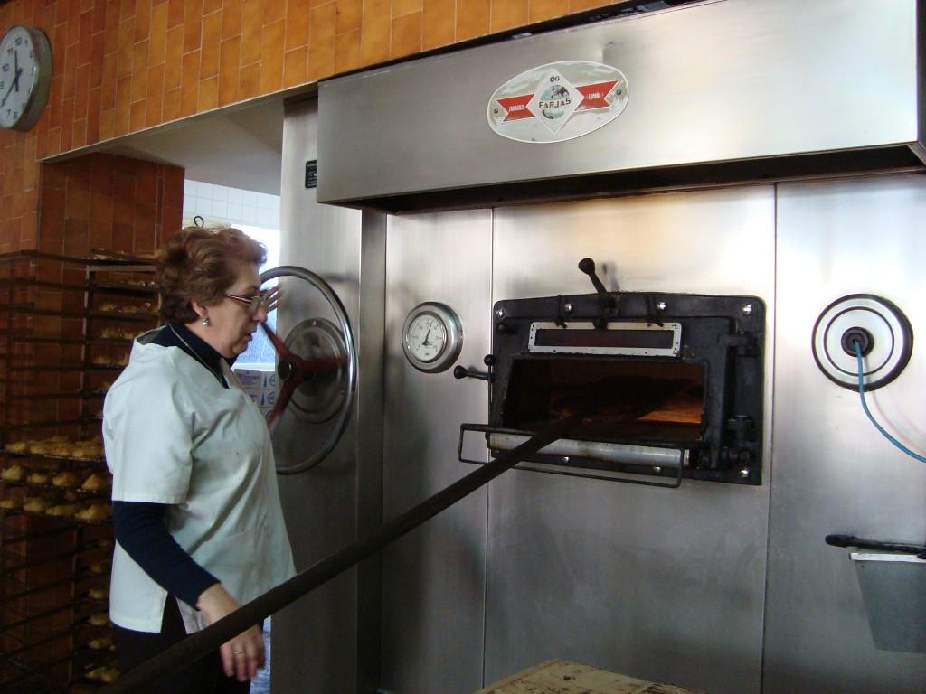 Al horno