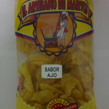 Patatas Fritas sabor ajo