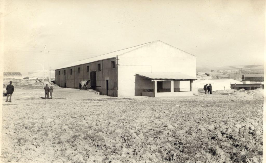 Inauguración Cooperativa IV 8-XII-1966