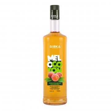 Licor de melocotón sin alcochol