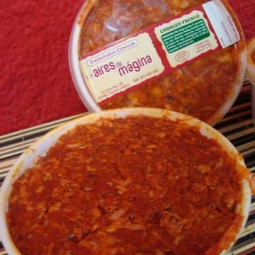 Masa de Chorizo