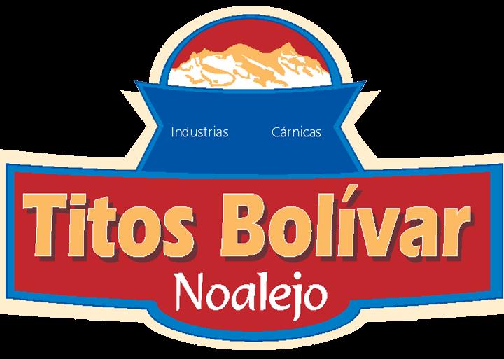 LOGO TITOS BOLIVAR SIN FONDO PNG