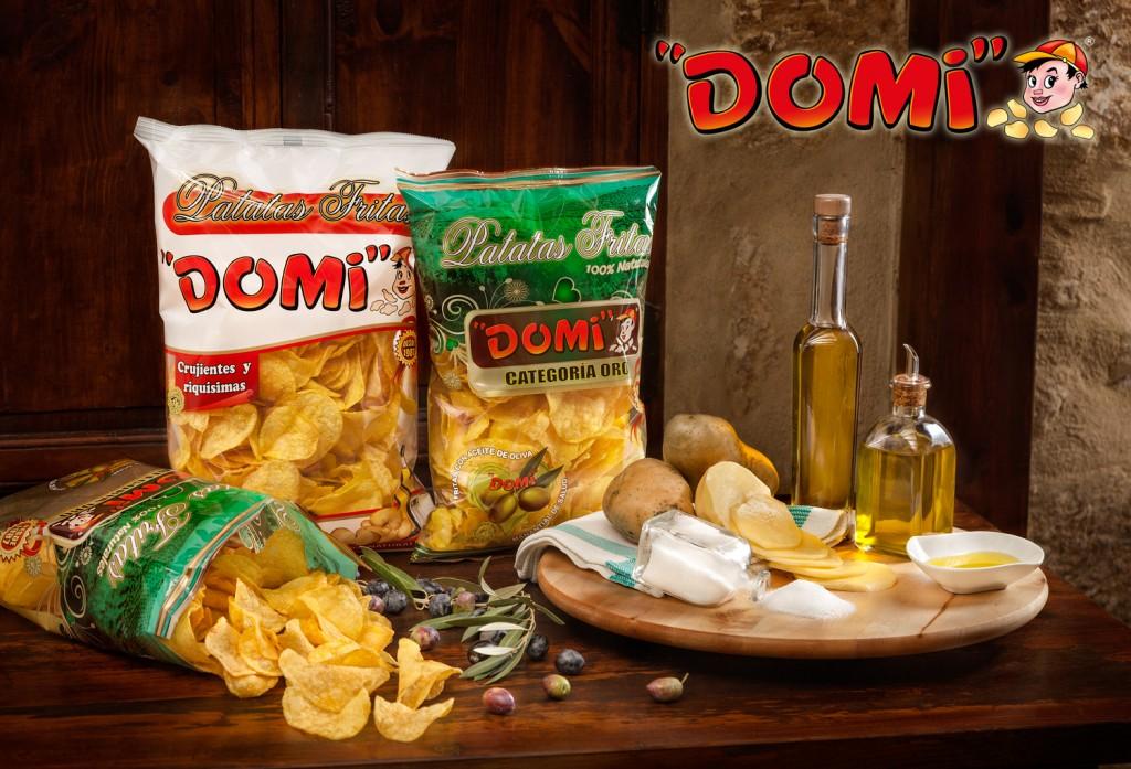 Patatas Fritas Domi