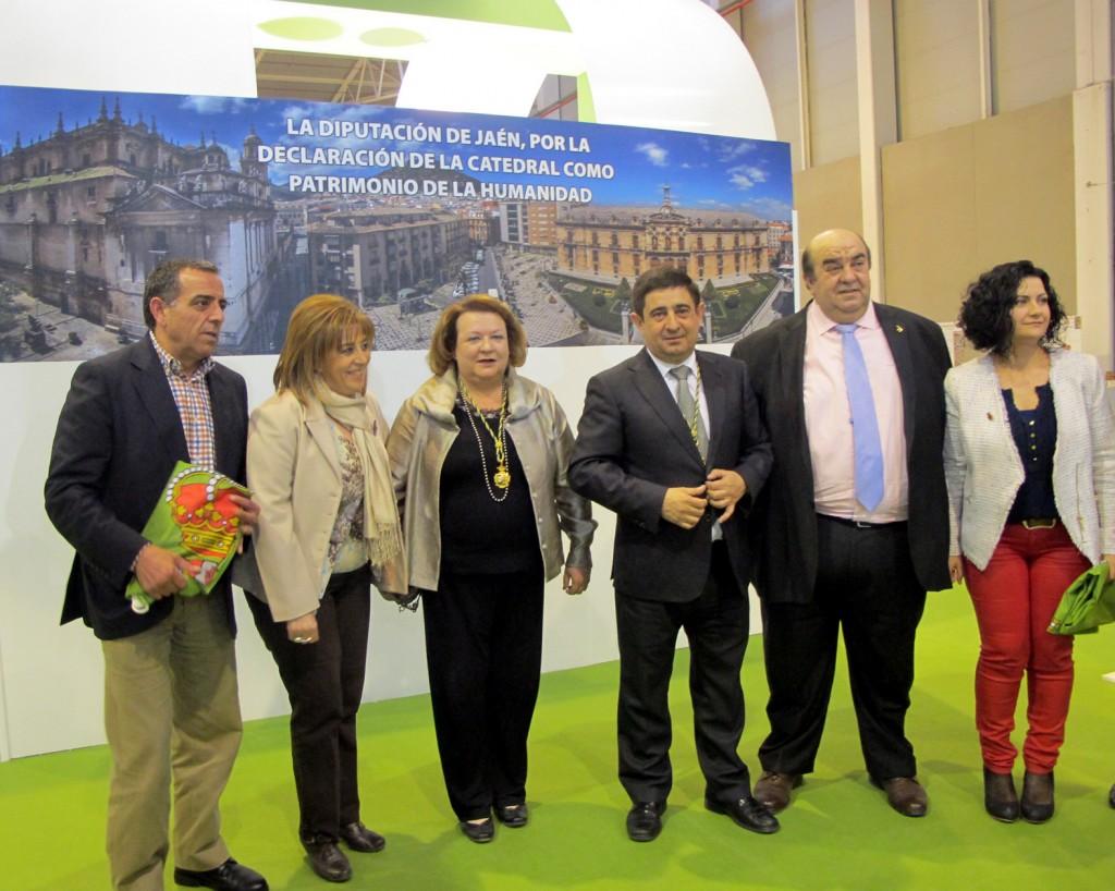 20140320_Estand_de_Diputacixn_1 Feria de los pueblos