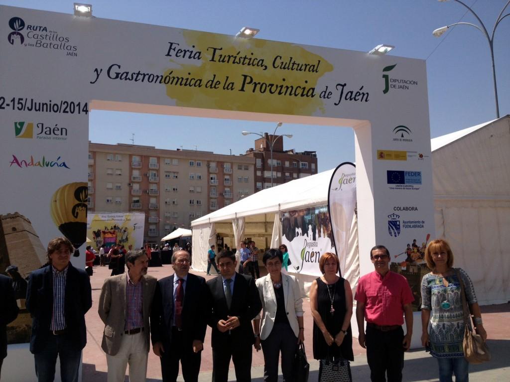 20140612_Inauguracixn_Feria_Turxsticax_Cultural_y_Gastronxmica_de_Jaxn_en_Fuenlabrada_-_Web