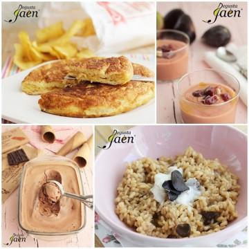 Blog Cocinar con Degusta Jaén