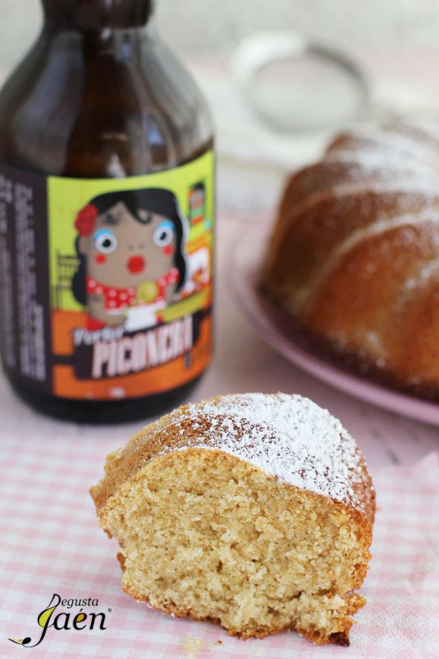 Bizcocho de cerveza Degusta Jaén
