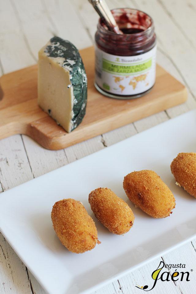 Croquetas de queso Degusta Jaén