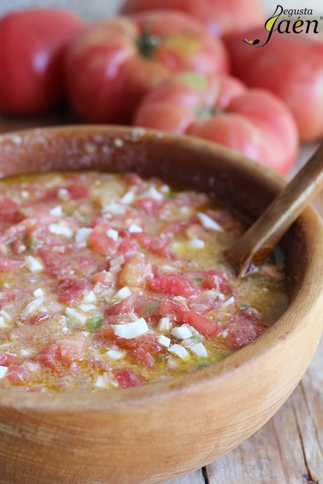 Pipirrana Degusta Jaén
