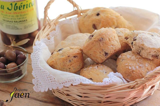 Pan aceitunas La Ibérica Degusta Jaén