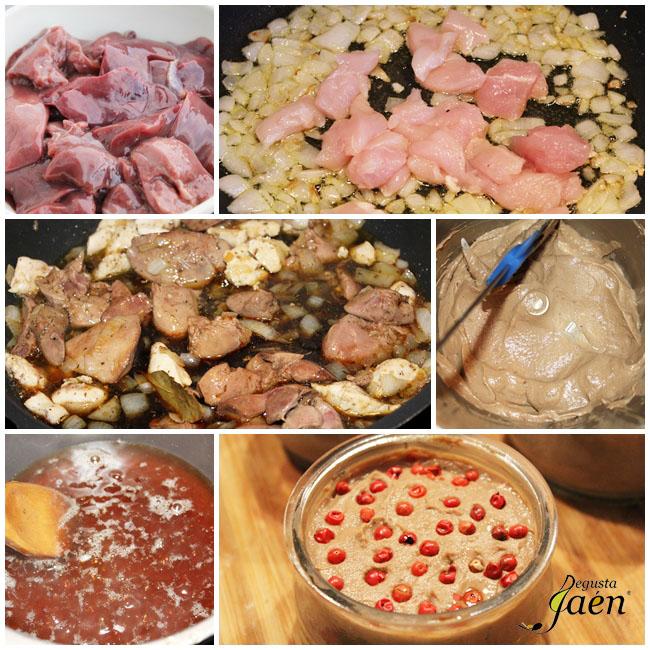 Paté de pollo Tamujal Degusta Jaén pasos