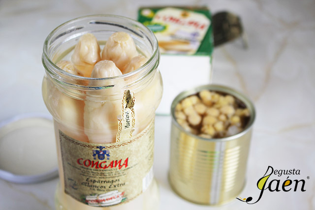 Pastel de espárragos blancos Congana Degusta Jaén (3)