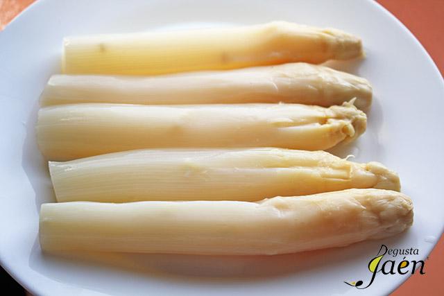 Pastel de espárragos blancos Congana Degusta Jaén (4)