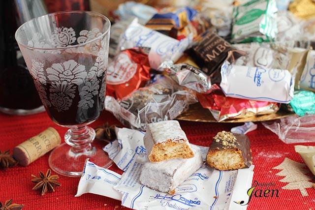 Vino caliente y dulces de Navidad (5)