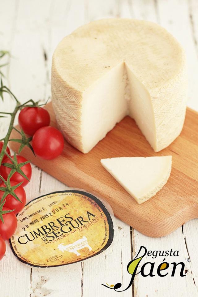 Gratinado de tomates cherries y queso de cabra Degusta Jaén (1)
