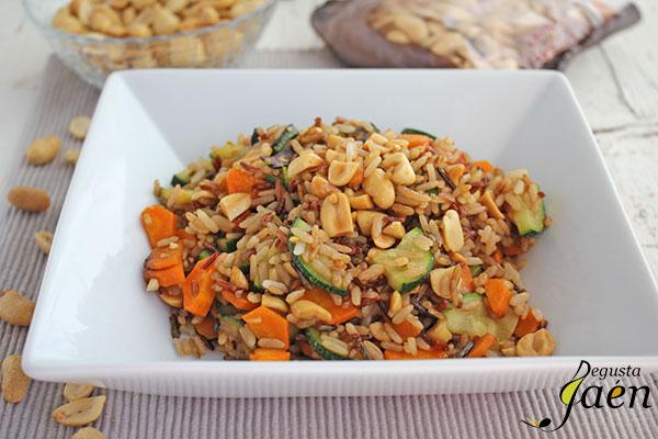Arroz-con-verduras-y-cacahuetes-Paqui-Degusta-Jaén-(1)