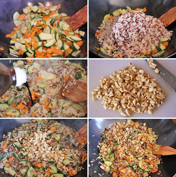 Arroz-con-verduras-y-cacahuetes-Paqui-Degusta-Jaén-pasos