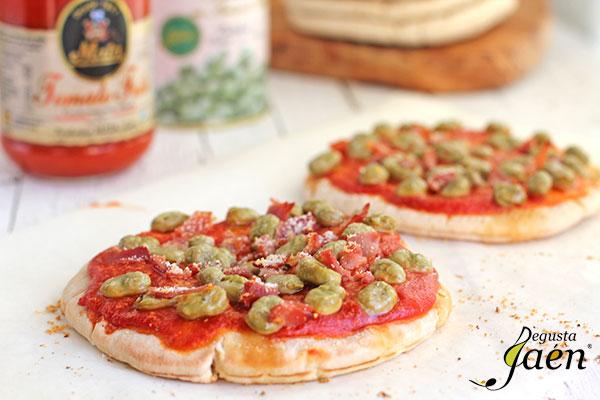 Pizzas-rápidas-tomate-y-habas-Mata-Degusta-Jaén-(3)