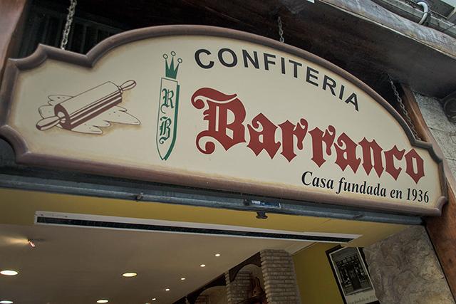 Confiteria Barranco