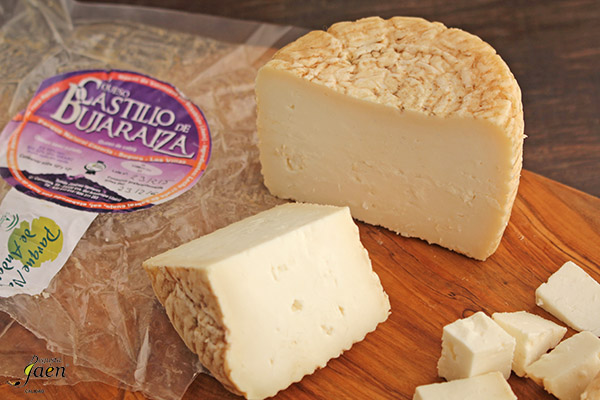 Ensalada de escarola, granada y queso de cabra Degusta Jaén (3)