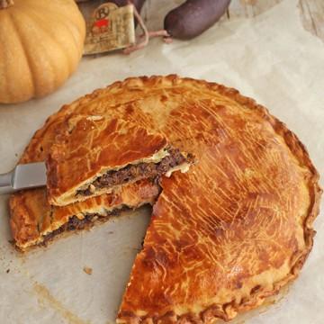 Empanada de morcilla y calabaza Degusta Jaen (6)
