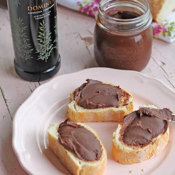 Crema de chocolate untar con aove Degusta Jaen (1)