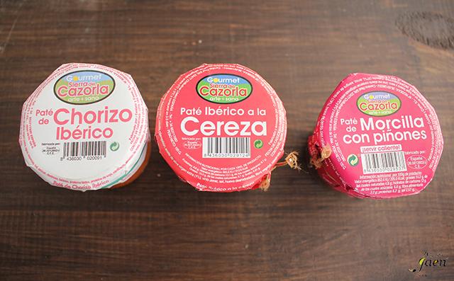 Pates Gourmet Cazorla (2)