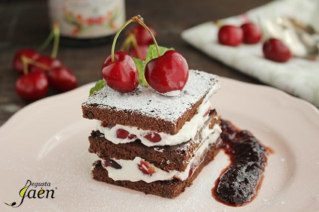 Bizcocho de chocolate Cereza Degusta Jaen (2)