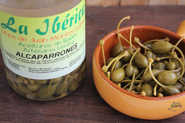 Alcaparrones La Iberica Degusta Jaen