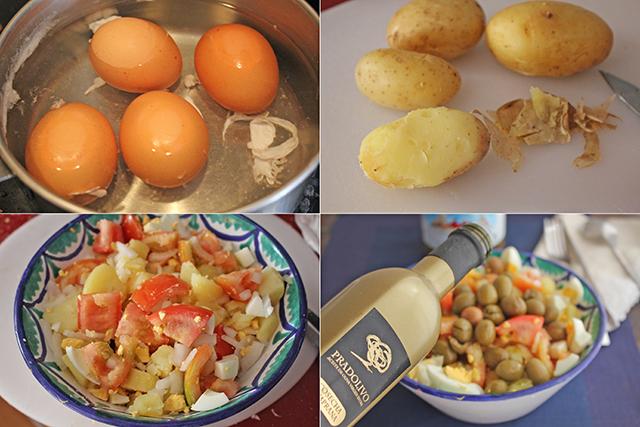 Ensalada de verano con aceitunas Degusta Jaen (3)