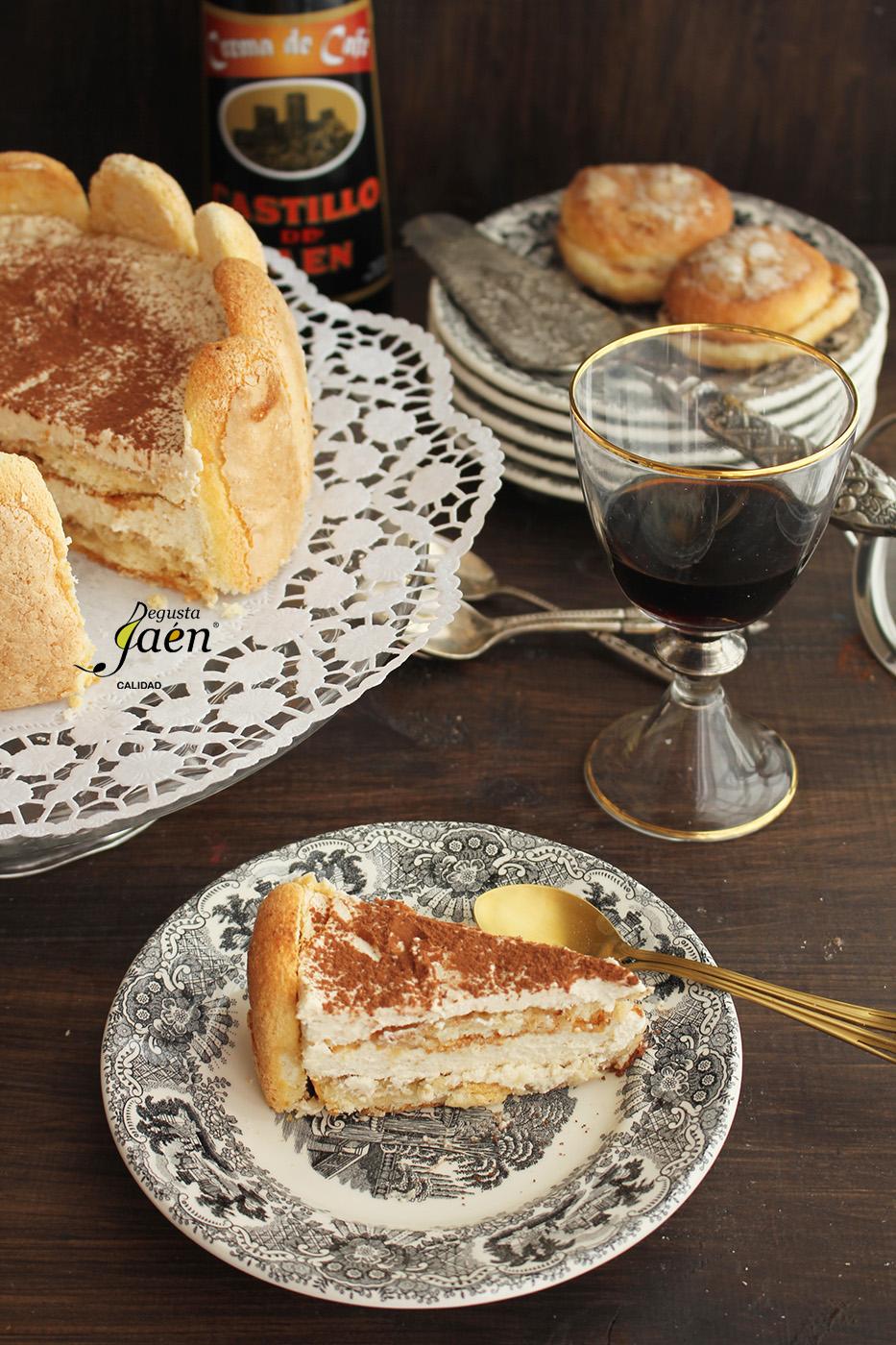Carlota crema cafe Degusta Jaen
