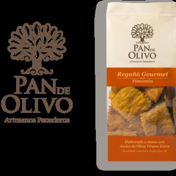 pan de olivo pimenton