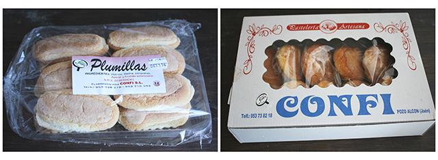 Productos Confi Degusta Jaen
