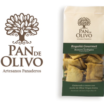 pan de olivo romero