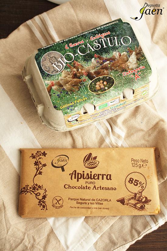 Buñuelos de chocolate Degusta Jaen (2)