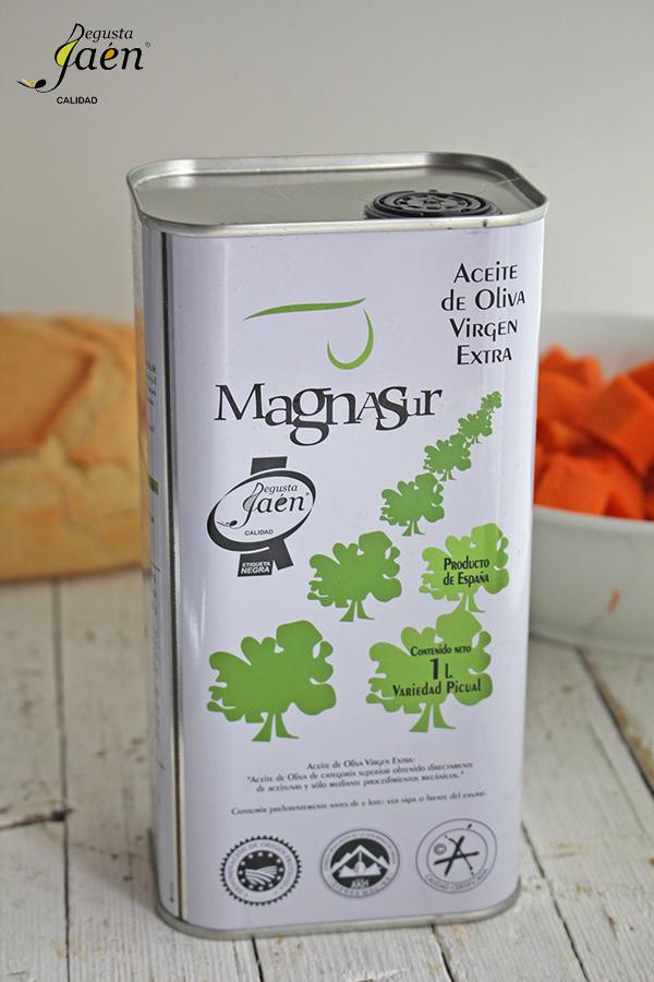 Crema calabaza y picatostes Degusta Jaen (1)