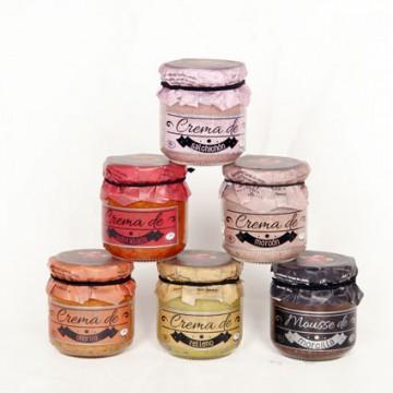 Cremas de embutidos El Sevi Degusta Jaen