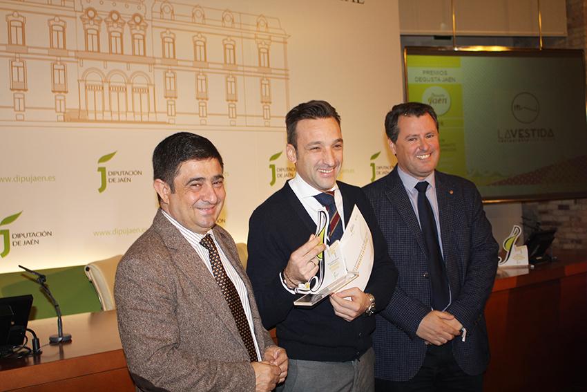 Premios Degusta Jaen 2016. La Vestida