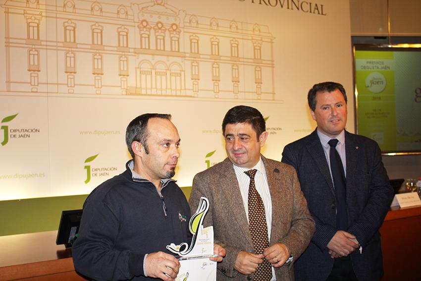 Premios Degusta Jaen Gourmet Jiennense