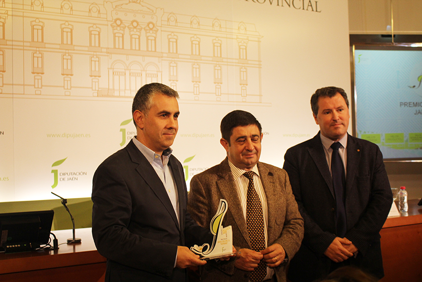 Premios Degusta Jaen Hispamiel