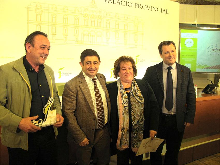 Premios Degusta Jaen Pez y Per