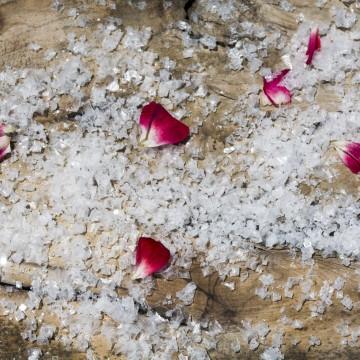 Pétalos de Flor de Sal de Manantial