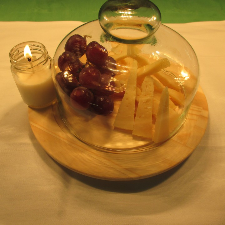 quesos de jaen (plato 4)