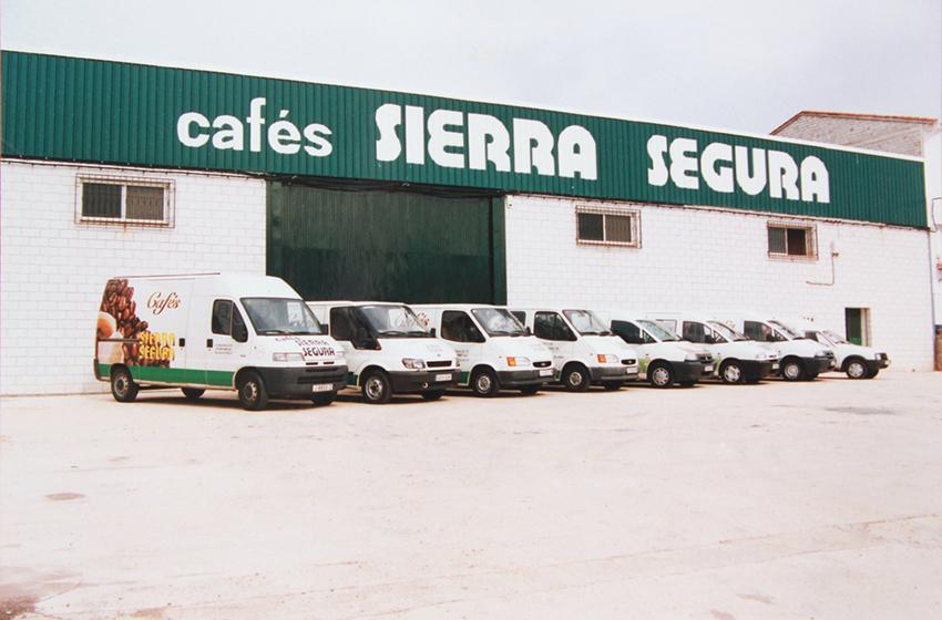 Cafes Sierra segura