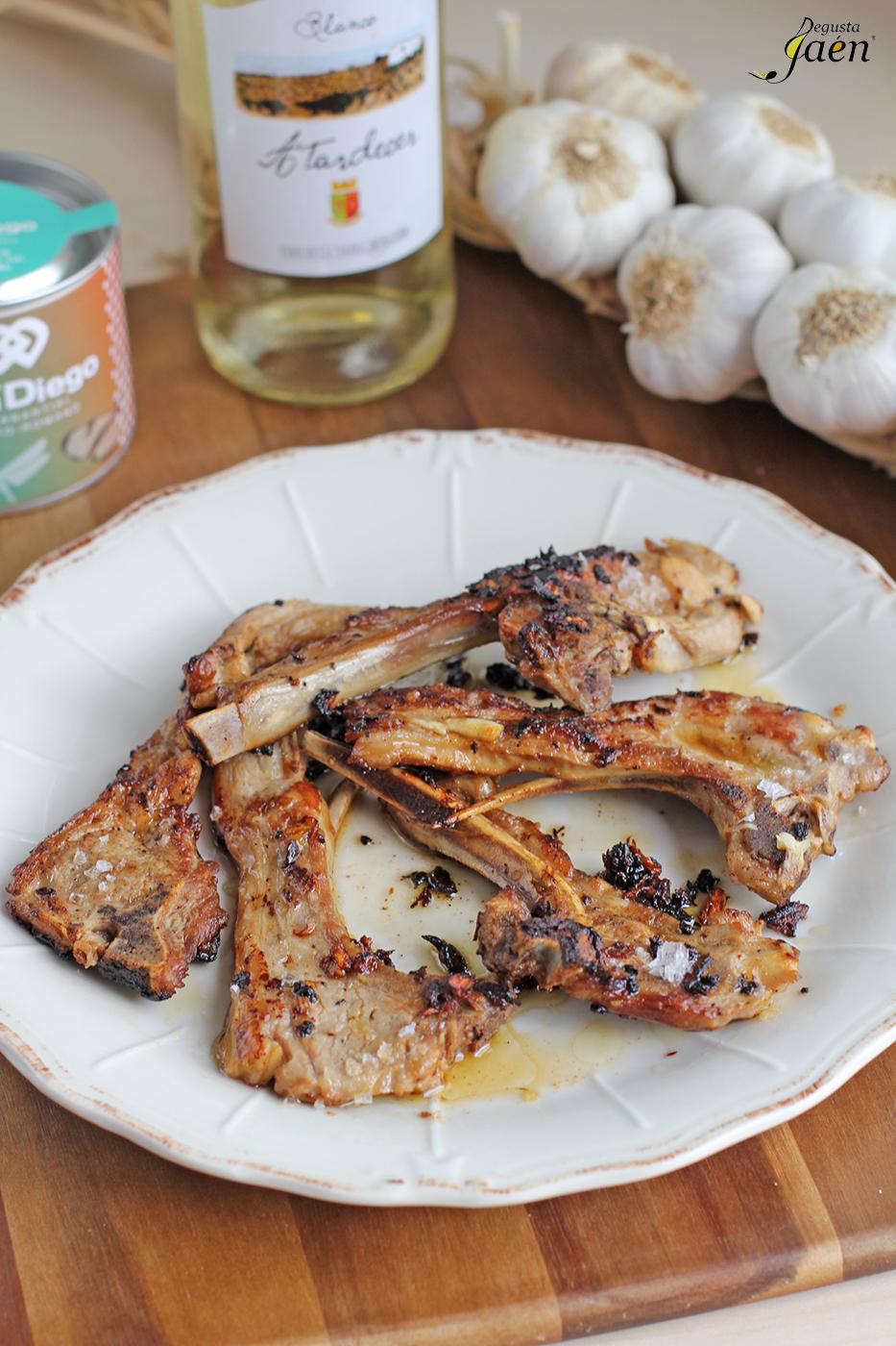 Chuletas de cordero segureño Degusta Jaen (1)