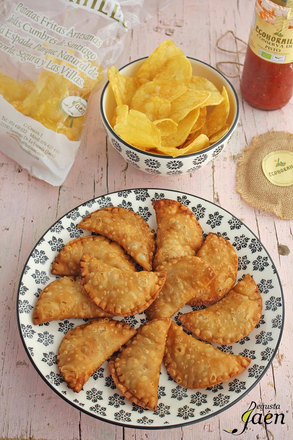 Empanadillas de atun y pisto Ecohornillo Degusta Jaen (3)