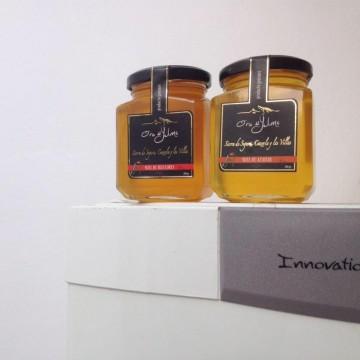 Miel milflores Oro del Yelmo