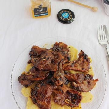 Chuletas de cordero segureño a la miel Degusta Jaen (1)