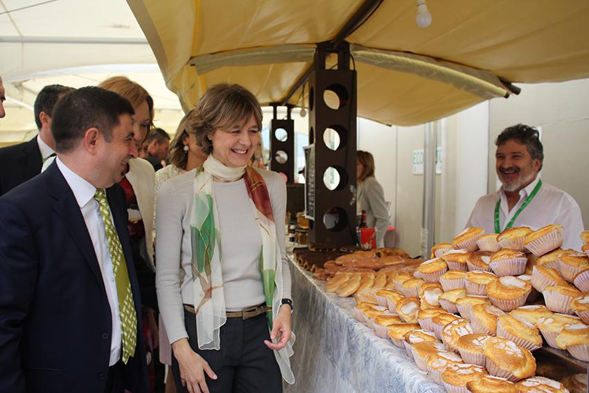 Autoridades Mercado Degusta Jaén
