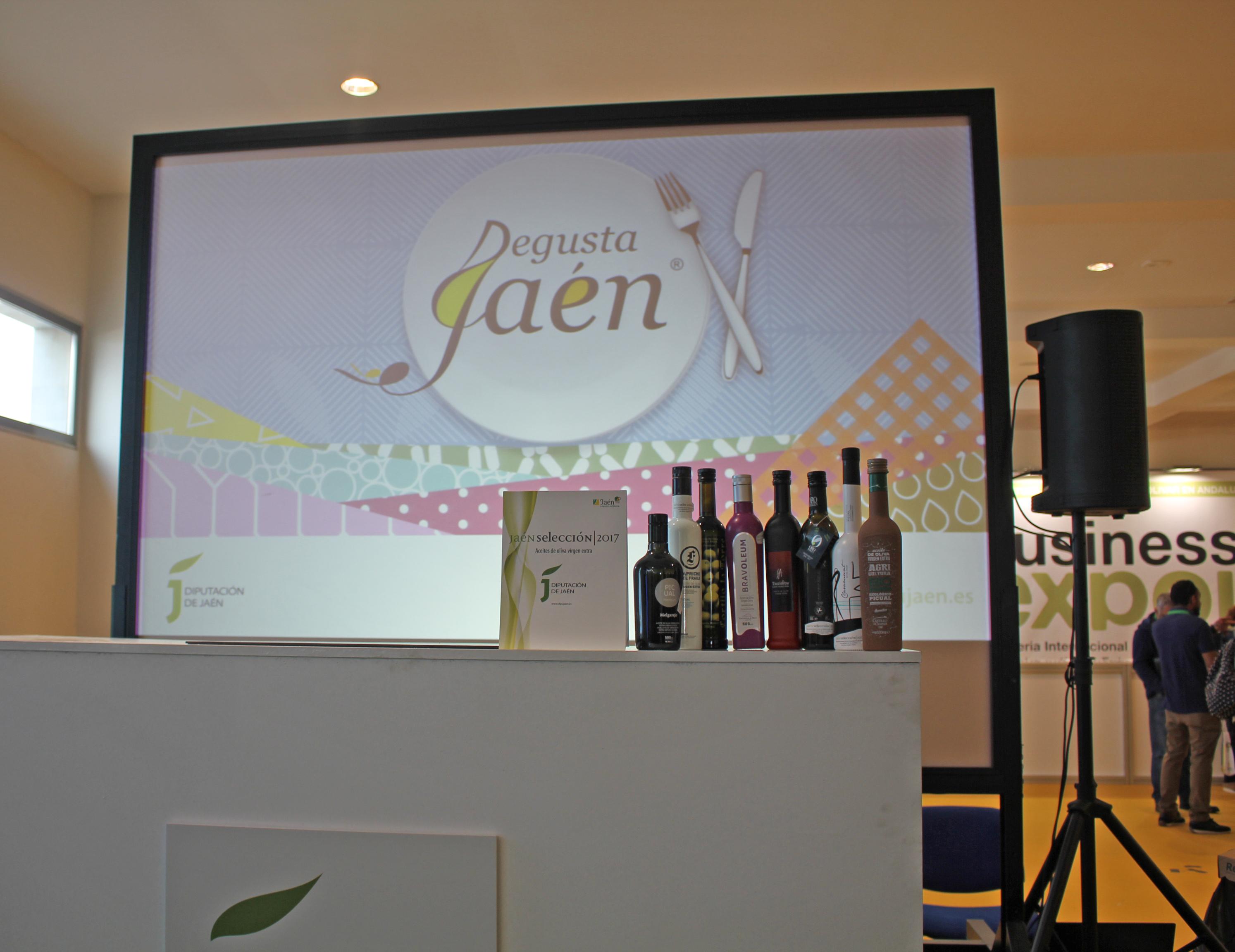 Degusta Jaén en Expoliva 2017
